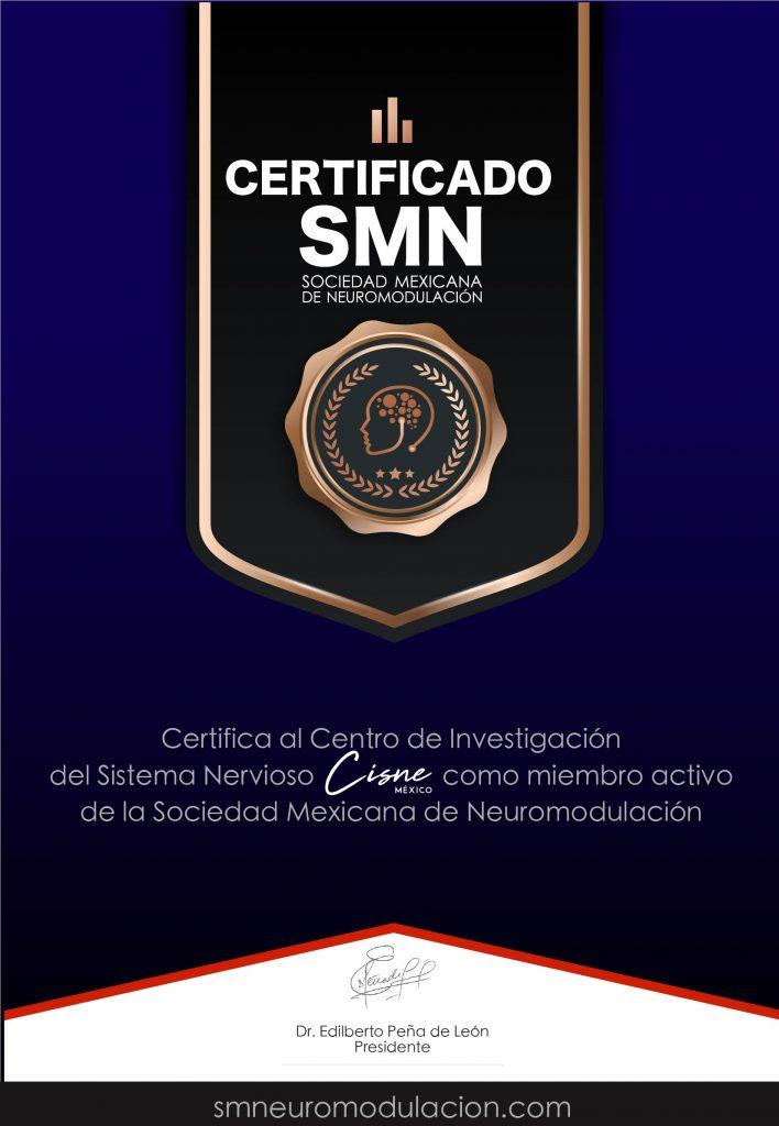 Certificación CISNE